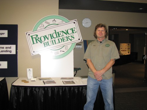 Eric Larson of Providence Builders