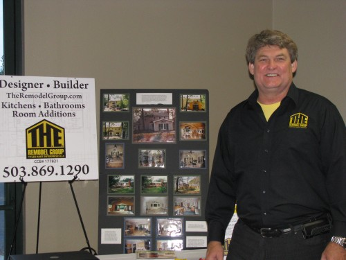 Steve Klingerman of T.H.E. Remodeling Group