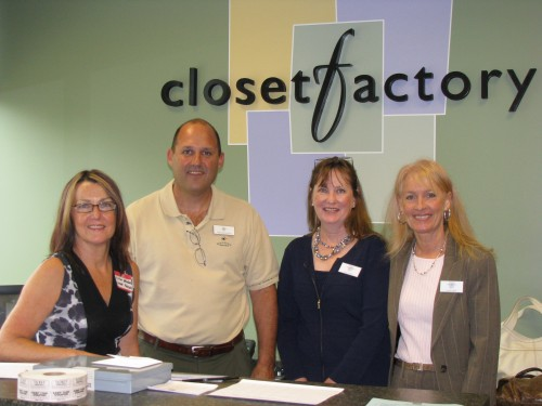 June 09 PRO Lunch Closet Factory (Sponsor)