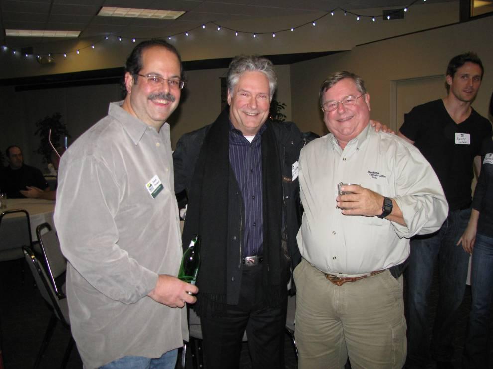 Steve Heiteen, CFM, and Tracy Hankins