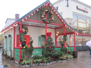 PRO Santa House at Bridgeport Village 2011