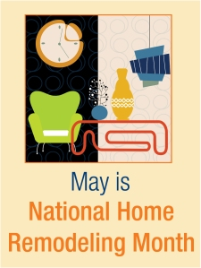 National Home Remodeling Month